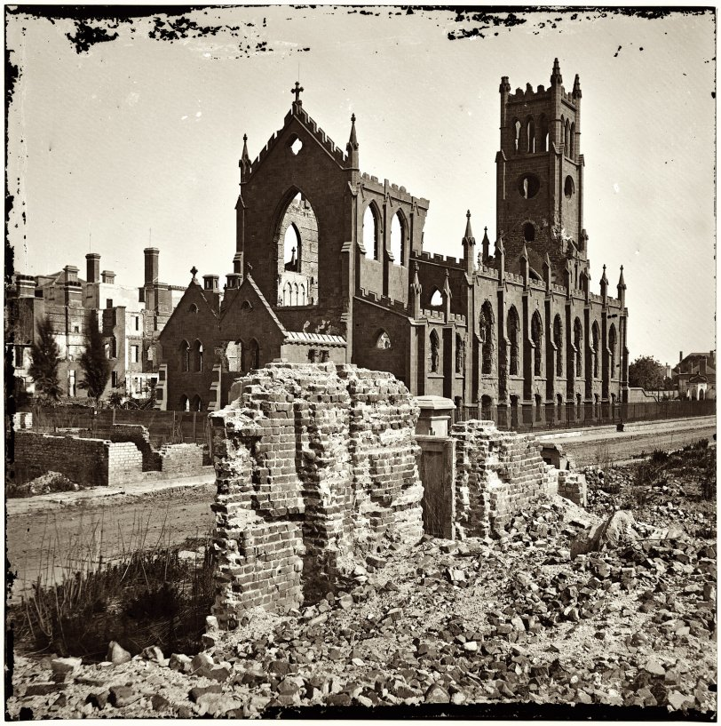 Ex Cathedral: 1865