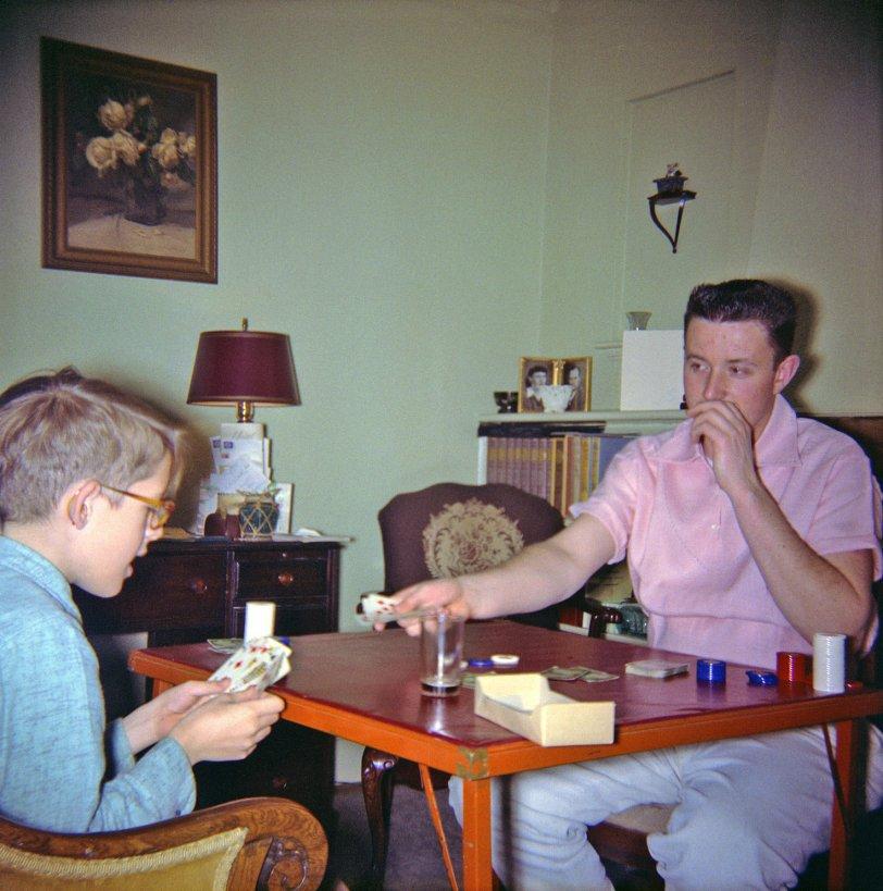 Put Up or Shut Up: 1956
