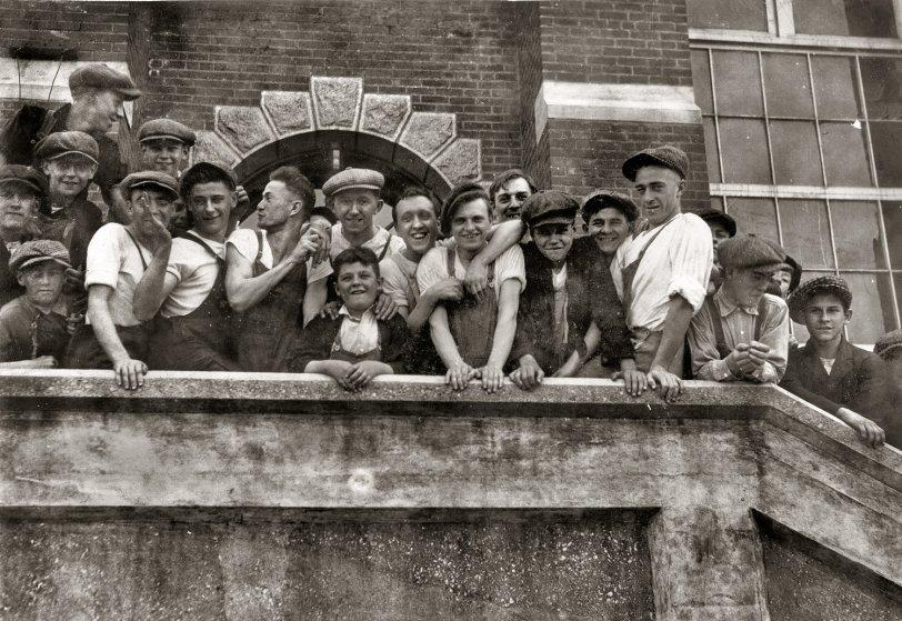 Thread Mill Boys: 1916