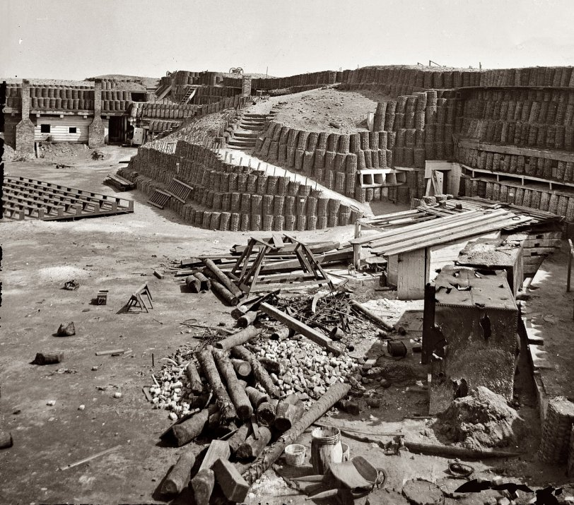 Fort Sumter: 1865
