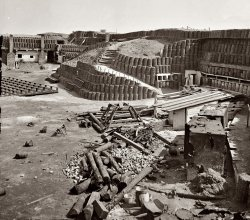 Fort Sumter: 1865