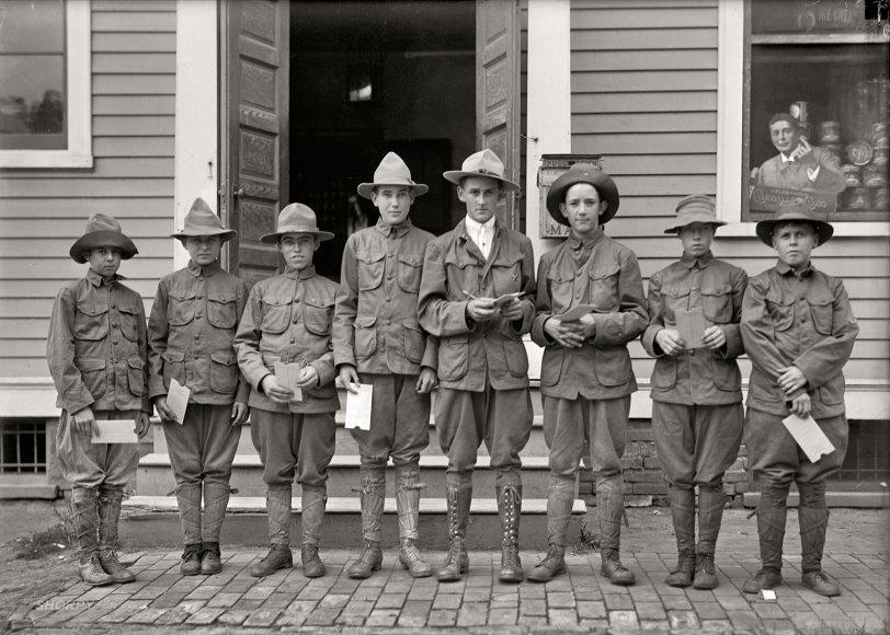 Clicquot Club: 1913