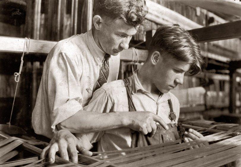 Cheney Silk: 1924