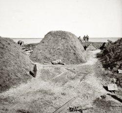 Fort McAllister: 1865