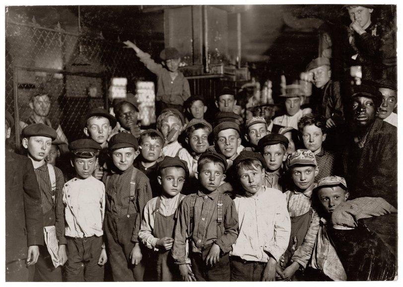Indy Newsies: 1908