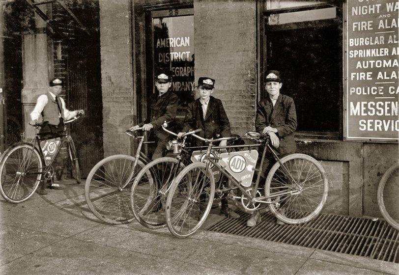 ADT Messengers: 1908