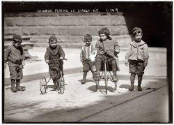 Outta My Way: 1909
