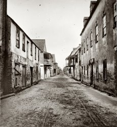 Welcome to St. Augustine: 1865