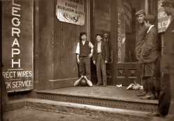 Alley Cats: 1909