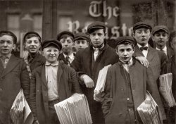 New Haven Newsies: 1909