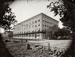 Work Zone: 1860s