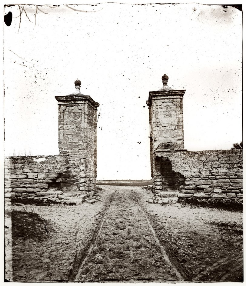 Going Nowhere: 1865