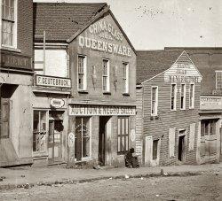 Auction & Negro Sales: 1864