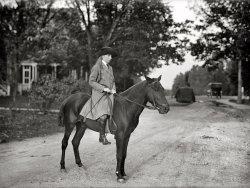 Louisita Rides Again: 1913