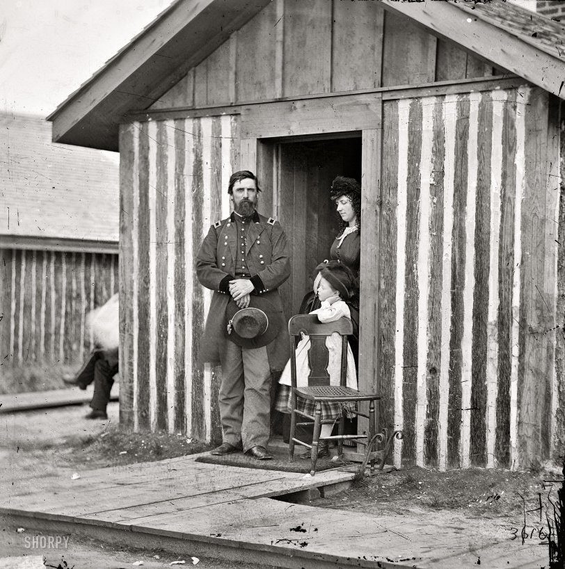 Military Family: 1865