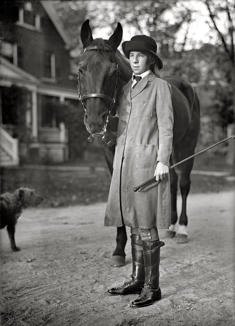 Louisita Wood: 1913