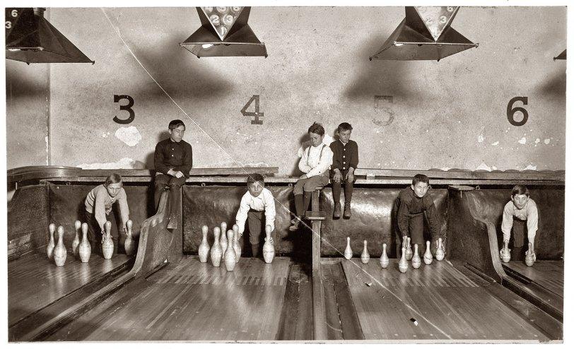 Trenton Pinsetters: 1909
