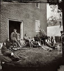 The Wounded: 1864