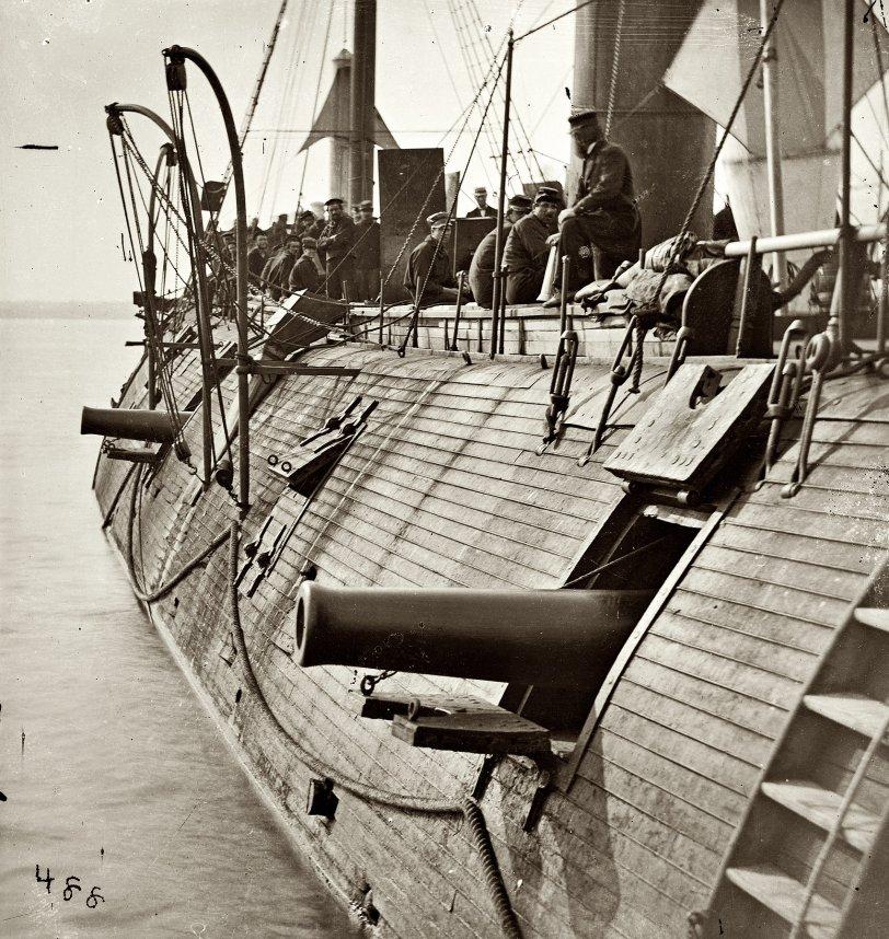 U.S.S. Galena: 1862
