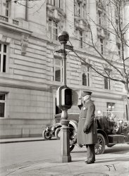 Police Call Box: 1912