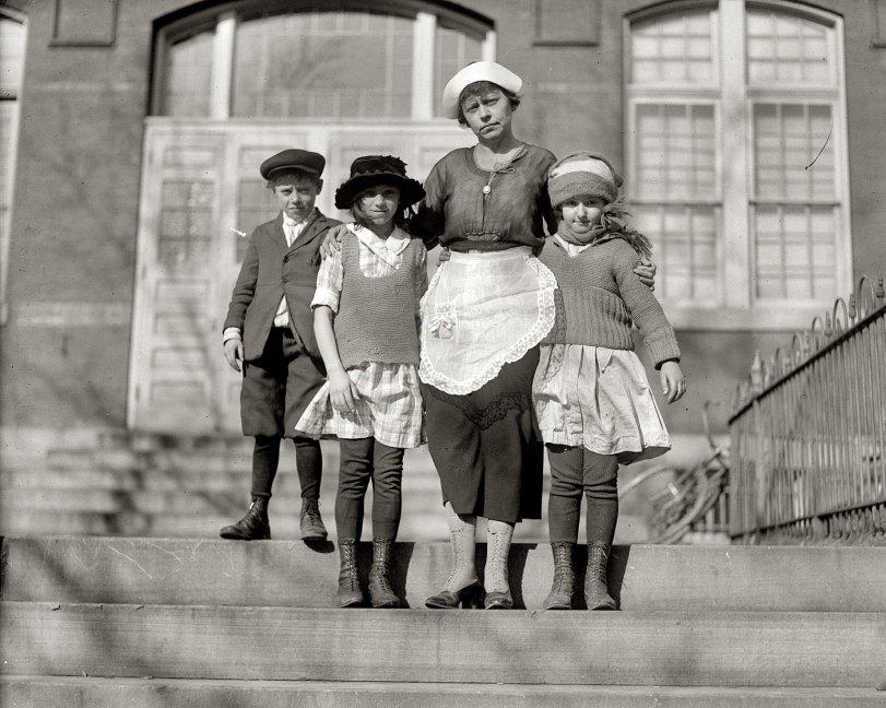 Step Children: 1921