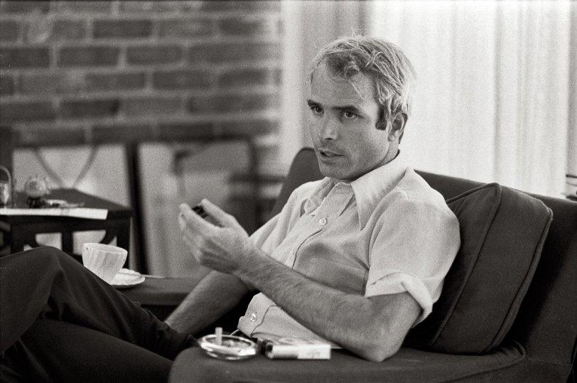 John McCain: 1973