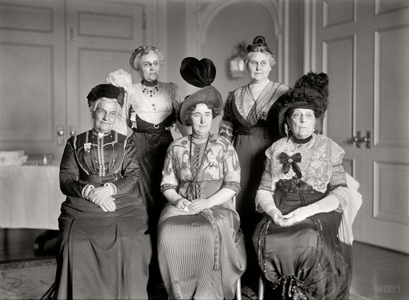 Anti Maim: 1913
