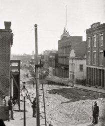 Marietta Street: 1864