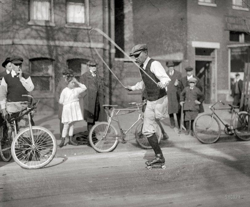 Sk8r Dude: 1921
