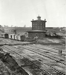 The Roundhouse: 1864