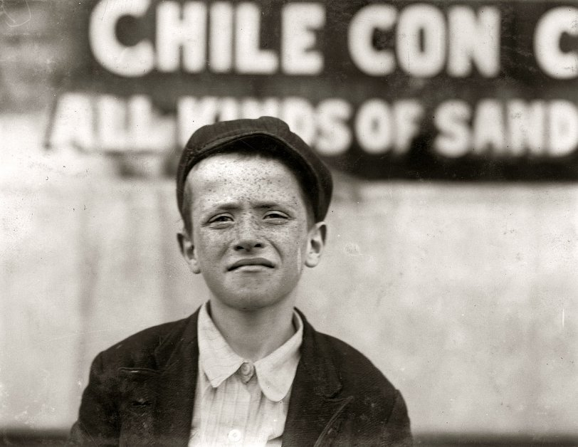Wild Child: 1910