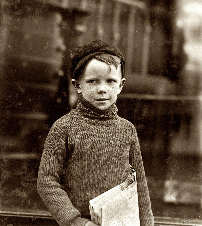 Gurley Boy: 1910
