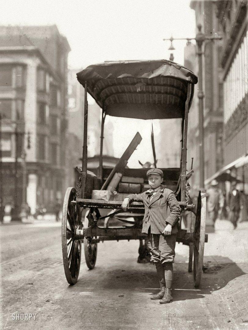 Adams Express: 1910