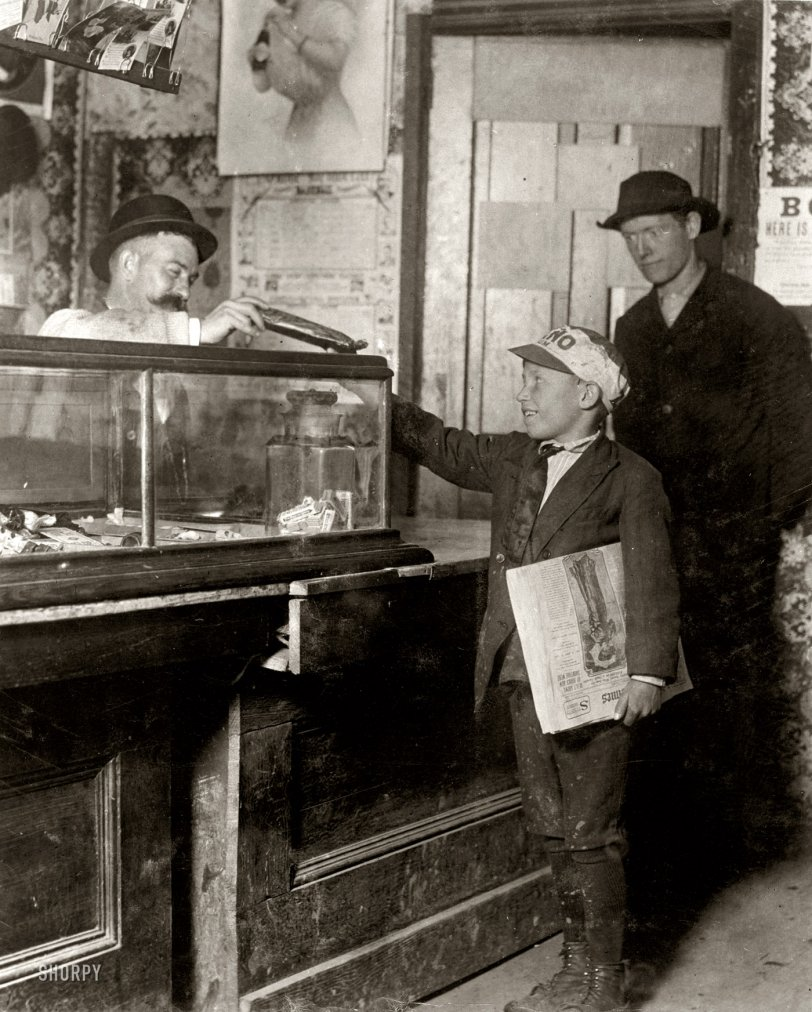 Where the Money Goes To: 1910