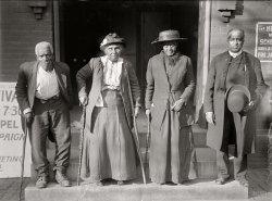 Slaves Reunion: 1916