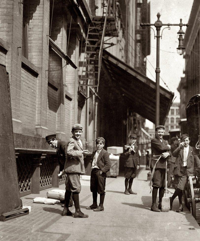 Bundle Boys: 1910