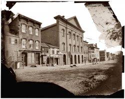 Ford's Theatre: 1860s