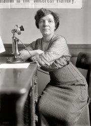 Funk, Antoinette: 1914