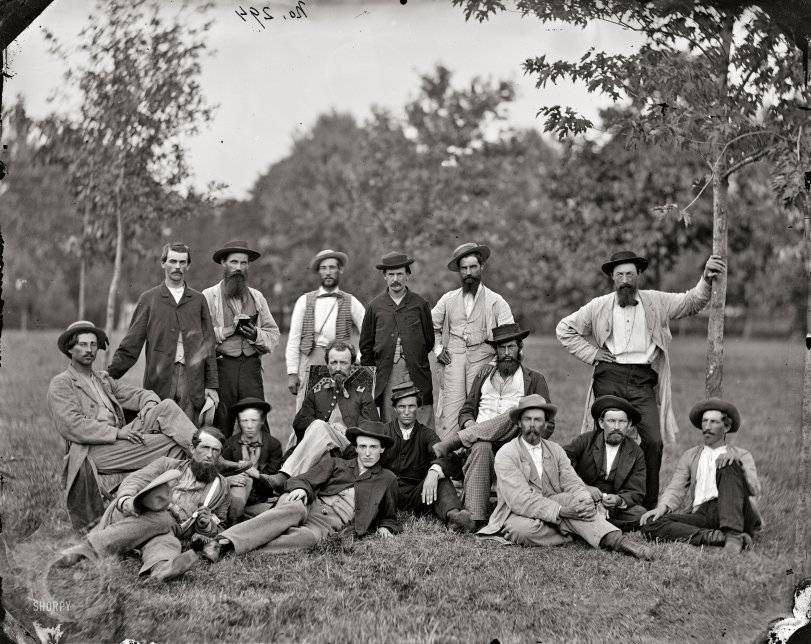 Scouts and Guides: 1864