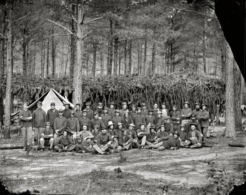 Company A: 1864