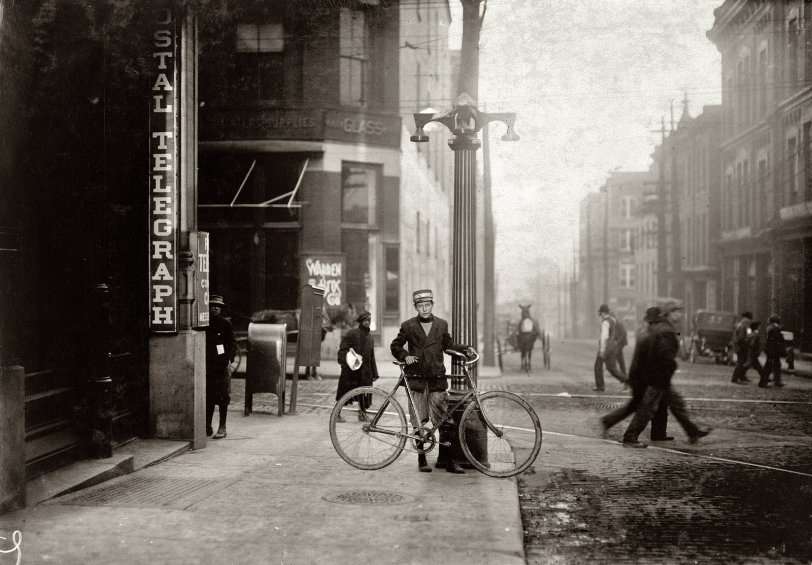 George Christopher: 1910