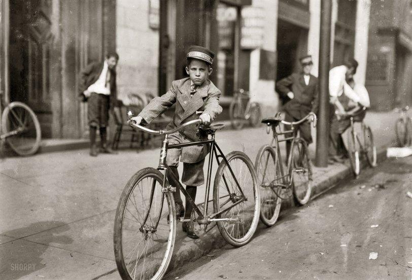 Raymond Bykes: 1911