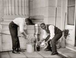 A Clean Sweep: 1914