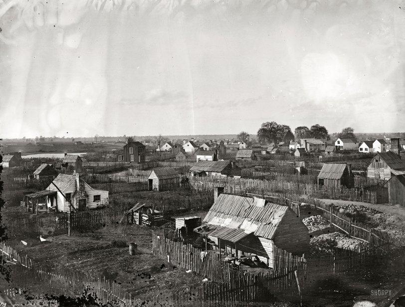 Hampton, Virginia: 1864