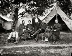 Staff Meeting: 1865