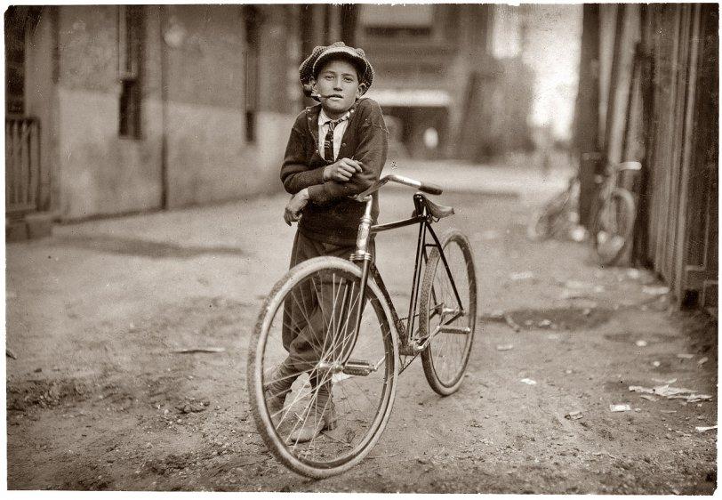 Big Wheel in Waco: 1913