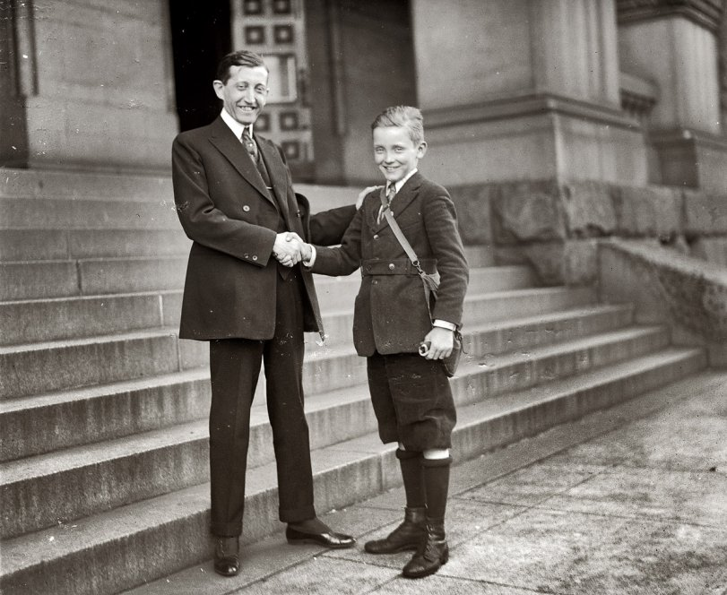 Our Man in Washington: 1921