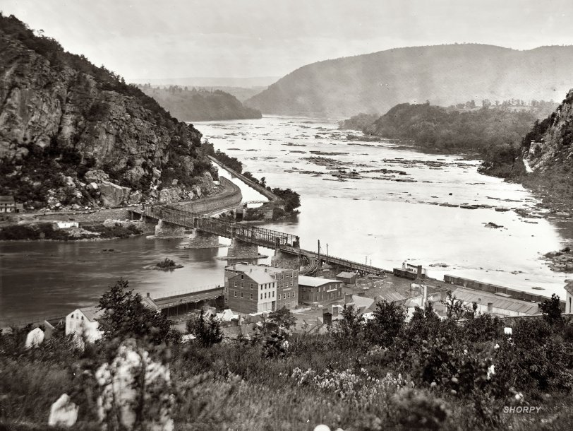 Harpers Ferry: 1865