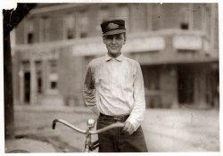 Li'l Drug Runner: 1913