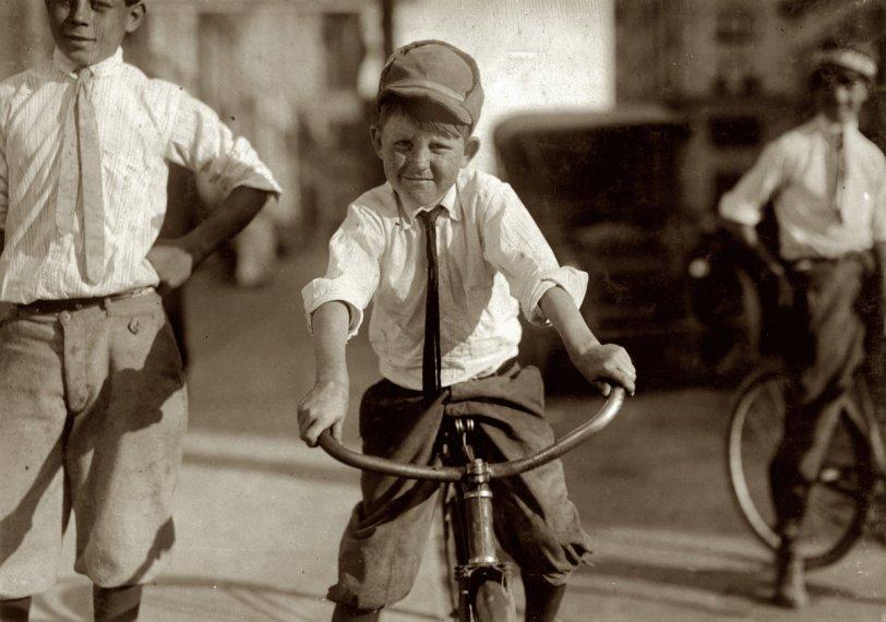 Day Boy: 1913